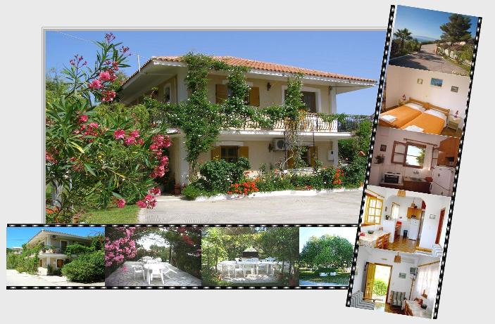 kefalonia apartments